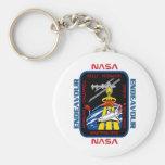 Esfuerzo del STS 118 Llavero
