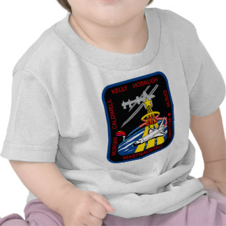 Esfuerzo del STS 118 Camiseta
