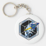 Esfuerzo del STS 130 Llavero