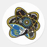 Esfuerzo del STS 134 Pegatina