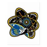 Esfuerzo del STS 134 Tarjetas Postales
