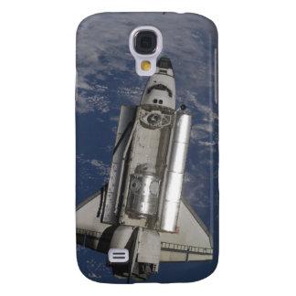 Esfuerzo del transbordador espacial carcasa para galaxy s4