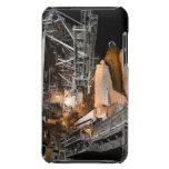 Esfuerzo del transbordador espacial en la iPod touch carcasas