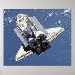 Esfuerzo del transbordador espacial impresiones