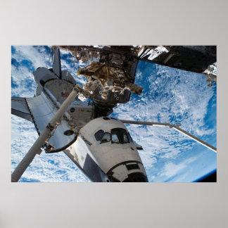 Esfuerzo del transbordador espacial (STS-118) Impresiones
