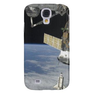 Esfuerzo del transbordador espacial, una nave carcasa para galaxy s4