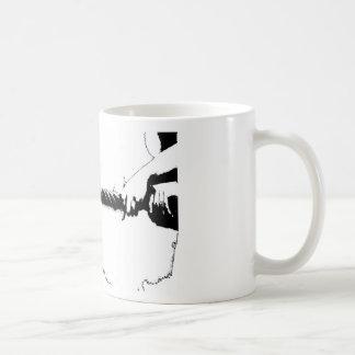 Esfuerzo supremo tazas de café
