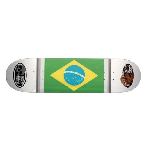 ESGHHG Brazil Skate Deck
