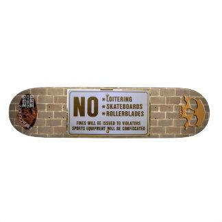 ESGHHG - Grind The Sign Skateboard