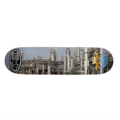 ESGHHG Industrial Generation Custom Skateboard