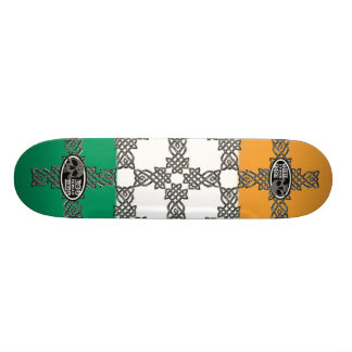 ESGHHG Irish Celtic Erf Stick Skateboard Deck