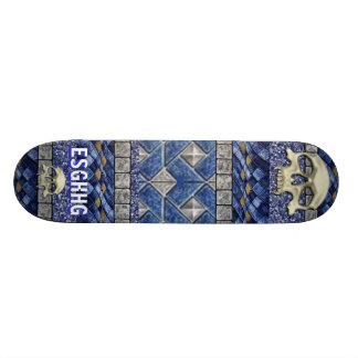ESGHHG Tile Pool Liner Vampire Sull Skate Decks