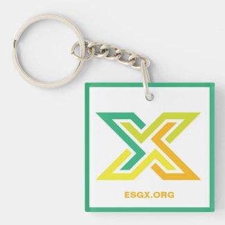 ESGX Keychain