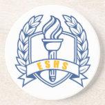 ESHS Honors, scholar, symbol Coaster