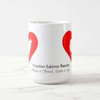 Eskie Hearts Mug