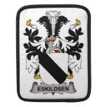 Eskildsen Family Crest Sleeve For iPads