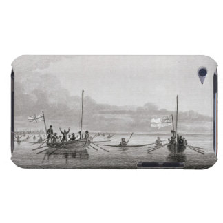 Eskimaux Coming Towards the Boats in Shoalwater Ba Case-Mate iPod Touch Case