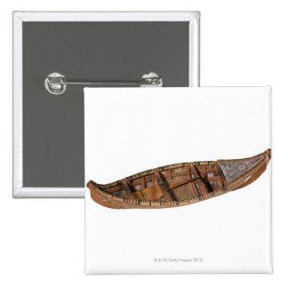 Eskimo Canoe Button
