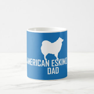 Eskimo Dad Mug Blue