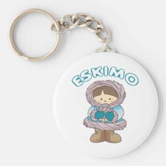 Eskimo Keychain