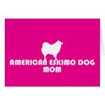 Eskimo Mom Card Pink