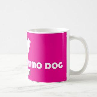 Eskimo Mom Mug Pink