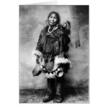 Eskimo Mother and Child Cards