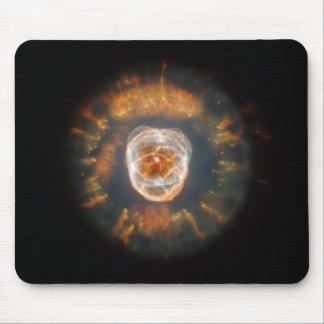 Eskimo Nebula Caldwell 39 Mouse Pad