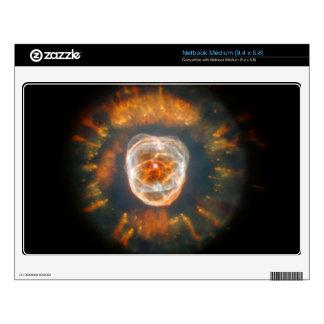 Eskimo Nebula Hubble Space Netbook Decal