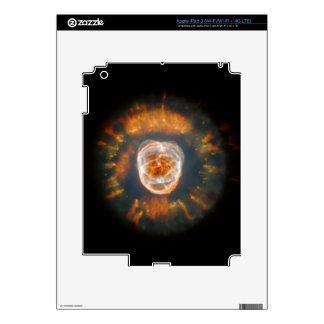 Eskimo Nebula Hubble Space Decal For iPad 3