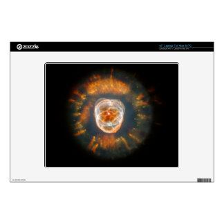 "Eskimo Nebula Hubble Space 12"" Laptop Skins"