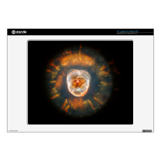 Eskimo Nebula Hubble Space Laptop Decal