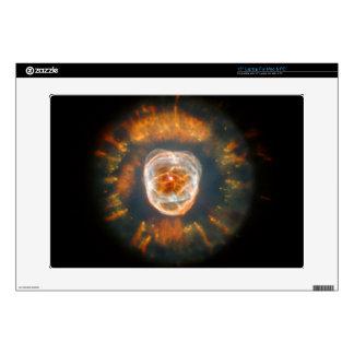 "Eskimo Nebula Hubble Space Skins For 15"" Laptops"