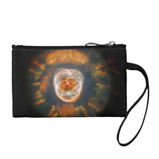 Eskimo Nebula (Hubble Telescope) Change Purses