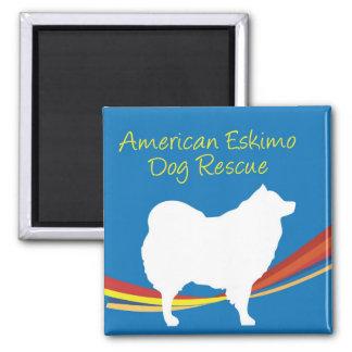 Eskimo Rescue Magnet 2