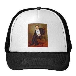 Eskimo Spitz 1 - Lincoln Trucker Hat