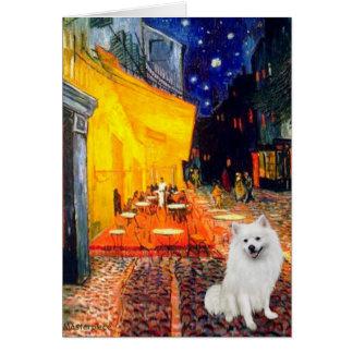 Eskimo SPitz 1 - Terrace Cafe Card