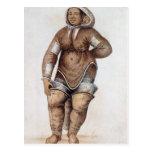 Eskimo  Woman and Baby Postcard
