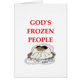 eskimos card