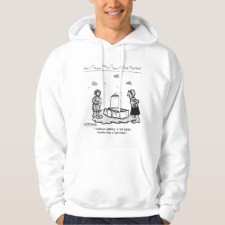 Eskimos Should Not Have a Hot Water Heater Install Hoodie
