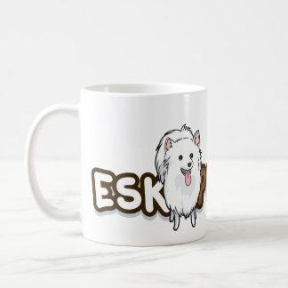 Eskpresso [esquimal americano] taza de café