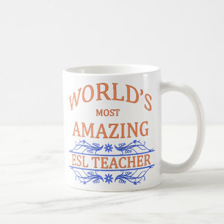 ESL Teacher Coffee Mug