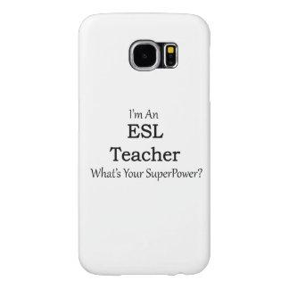 ESL Teacher Samsung Galaxy S6 Case