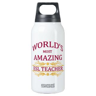 ESL Teacher 10 Oz Insulated SIGG Thermos Water Bottle
