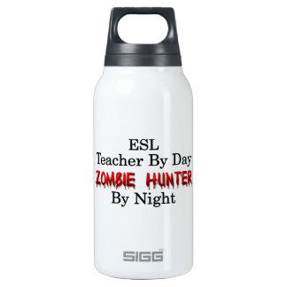ESL Teacher/Zombie Hunter 10 Oz Insulated SIGG Thermos Water Bottle