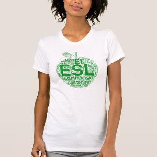 ESL Women's American Apparel Fine Jersey T-Shirt