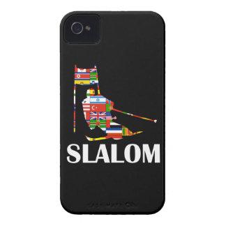 Eslalom Carcasa Para iPhone 4
