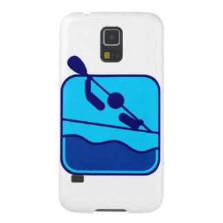 Eslalom de Kanu Funda Para Galaxy S5