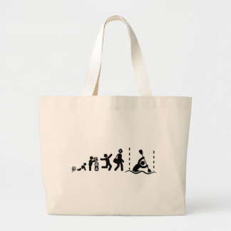 Eslalom de la canoa bolsas