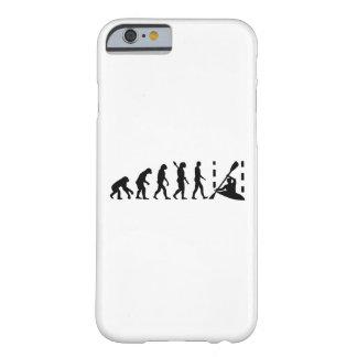 Eslalom de la canoa de la evolución funda barely there iPhone 6